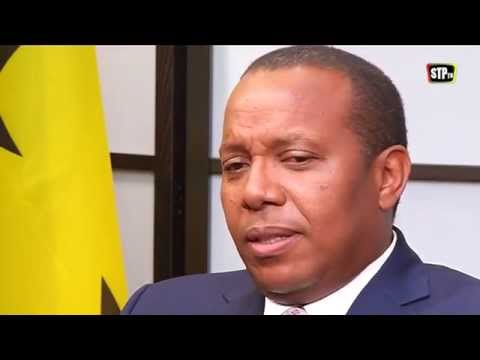 STPtv - Economia e Desenvolvimento em São Tomé e Príncipe