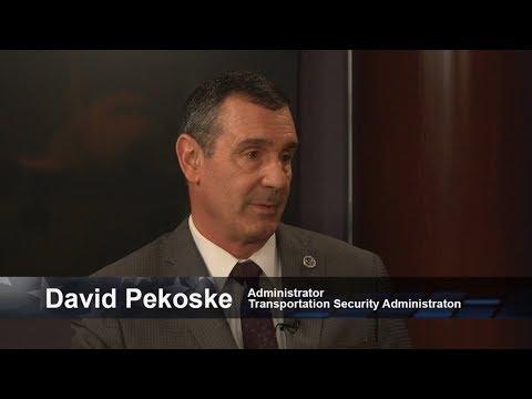 One on One with TSA Administrator David Pekoske
