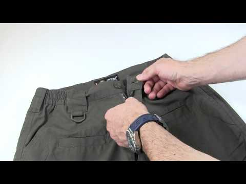 LA Police Gear Basic Operator Pant