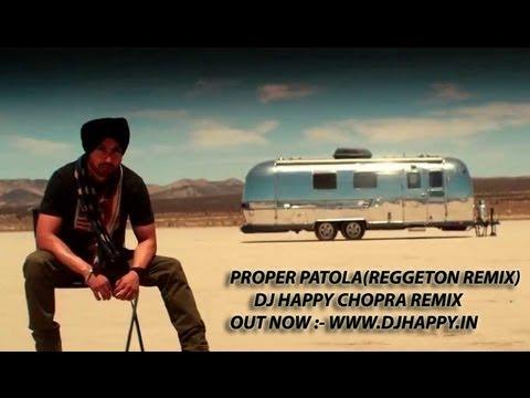 proper patola-diljit ft badshah ft dj happy chopra