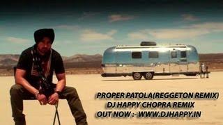 Download proper patola-diljit ft badshah ft dj happy chopra MP3 song and Music Video