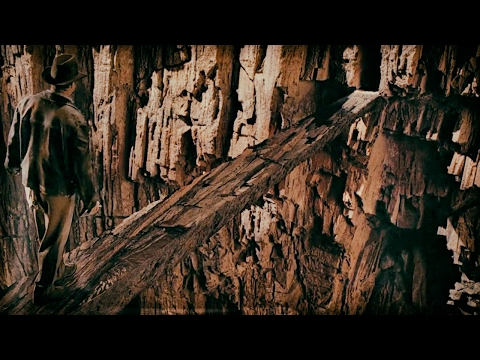 Indiana Jones - The Last Crusade (1989) - Leap of Faith