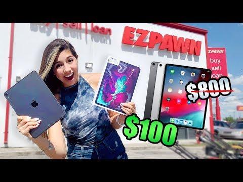 Buying an iPad Pro at Pawn Shop!