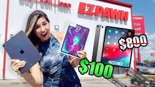 Buying an iPad Pro at Pawn Shop!