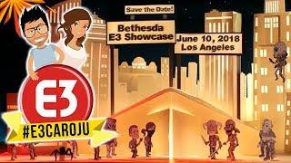 #E3CAROJU : Intégralité de la conférence BETHESDA !