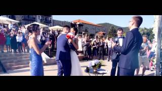 Сватба на открито в РИУ Правец
