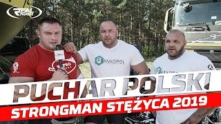 Puchar Polski Strongman - Stężyca 2019
