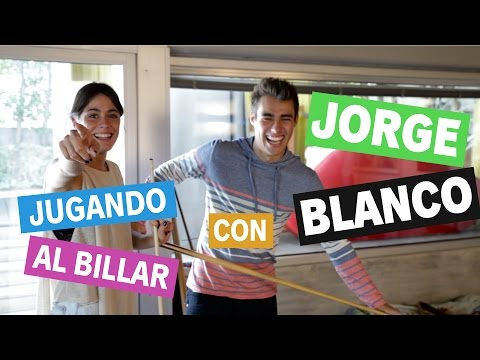 Jugando al billar con Jorge Blanco #BillarConJorge | TINI