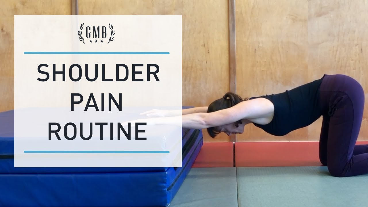 Yoga Exercises For Shoulder Joint Pain