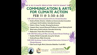Day 4! Climate Education Youth Summit