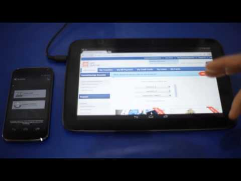 An embedded Secure Element demonstration