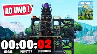 Fortnite AO VIVO - EVENTO FINAL - LANÇAMENTO DO FOGUETE - NOVA TEMPORADA 11