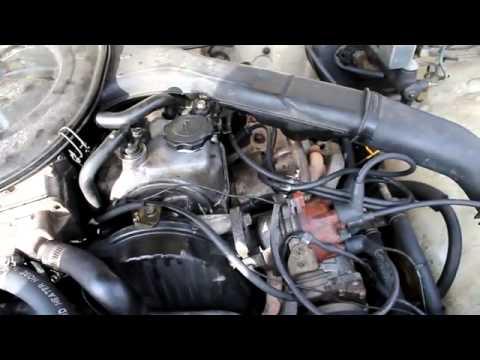 1992 Mazda B2200 having high idle, white smoke concerns