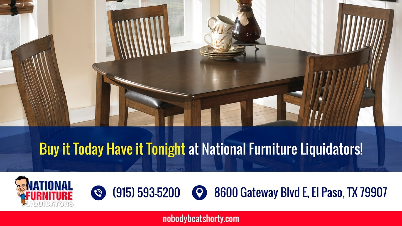 Buy It Today Have Tonight At National Furniture Liquidators