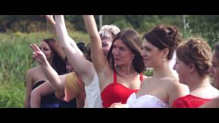 Свадьба Алексей & Оксана - Ведущий Владимир Голубев
