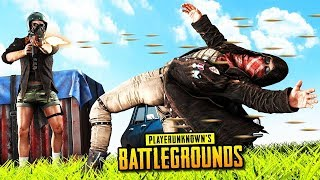PUBG Invitational - ИГРА С MAKATAO и NAVI в SKVADE НА ТУРНИРЕ❌PLAYERUNKNOWN