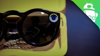 These are Snapchat Spectacles