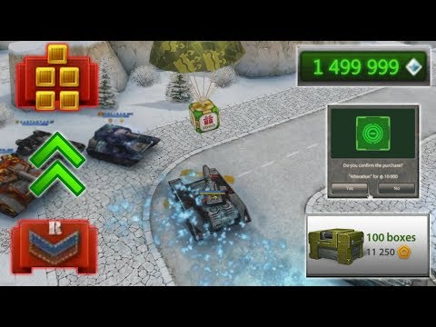 Tanki Online - Road To Legend On New Account #9 | Buying Best Ricochet Alteration! | Танки Онлайн