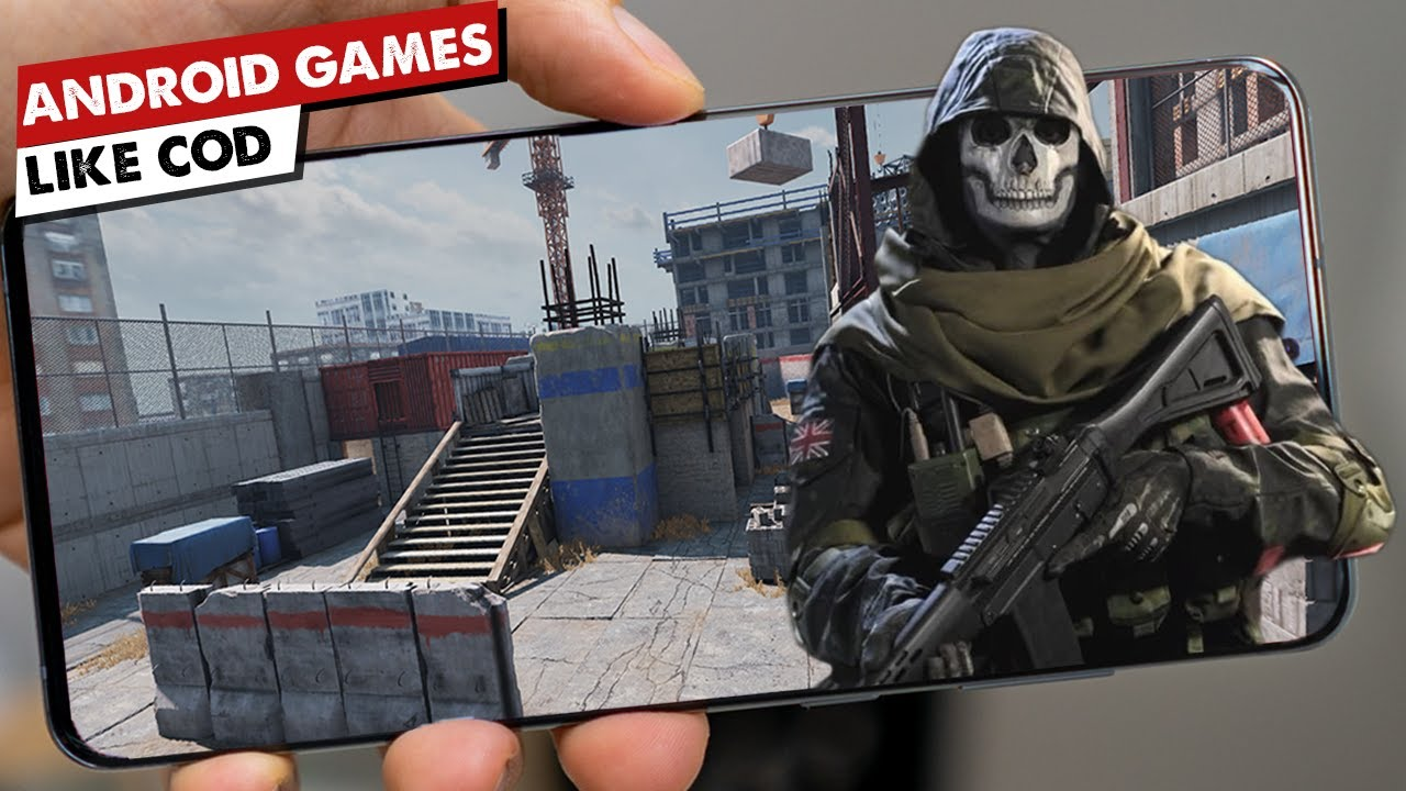 Games Like Call Of Duty Mobile Android/IOS 2020 | Games like COD mobile