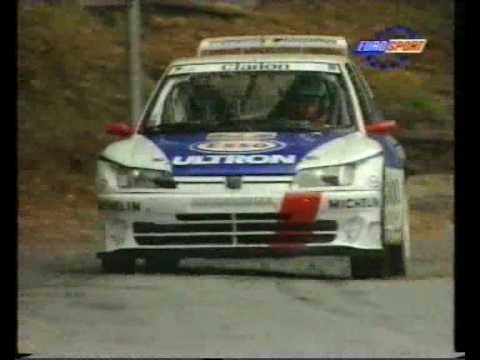Group A European Rally Championship 1996