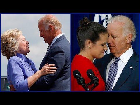 NEW VERSION: Compilation of Joe Biden being Creepy