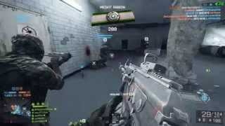 BF4 PC Xbox One controller gameplay