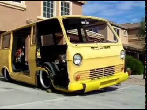 Bagged 66 Van Youtube