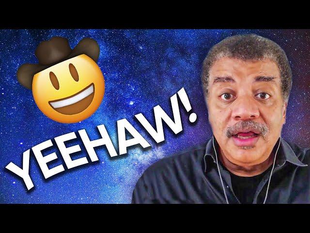 Neil deGrasse Tyson Explains Horsepower