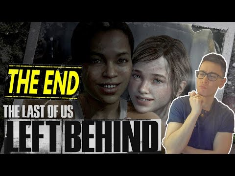 DLC The Last of Us - Such a Good Game - The End