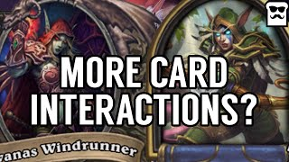 Adding New Card Interactions to Hearthstone