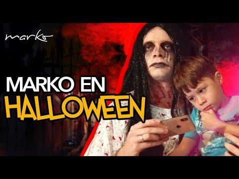 Marko en Halloween