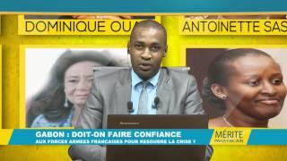 MÉRITE PANAFRICAIN 1ères DAMES  DU 10 09 2016