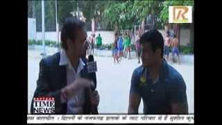 Sushil Kumar Interview by Hemant Kumar Sharma, Raftaar Time News