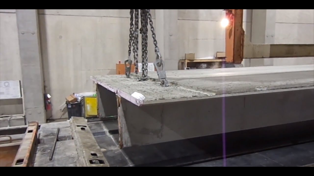 Patterson Quiklift Dta Installation To Stripping Precast