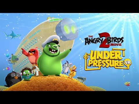 Contest: Win The Angry Birds Movie 2 VR: Under Pressure for PSVR