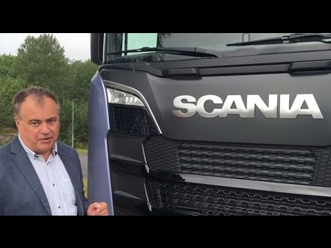 A Week In Trucks - New Scania S and R review, International Truck of the Year shortlist