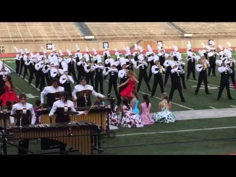 Permian High School Band 10/3/15 part 2