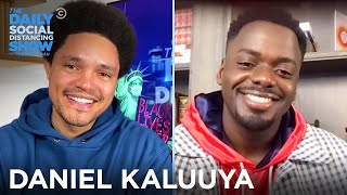Daniel Kaluuya - Bringing History to Life Through Fred Hampton | The Daily Social Distancing Show