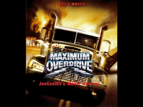 Maximum Overdrive (1986): Joseph A. Sobora's Movie Review
