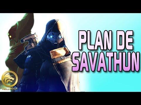 Destiny 2 - DEPART MARA SOV & PLAN DE SAVATHUN ! Vaisseaux Pyramides, Exo Inconnu & Quria thumbnail