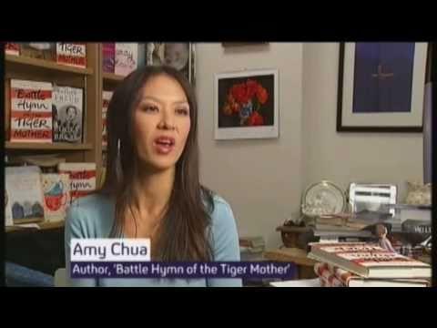 Amy Chua: Tiger Mothers 虎妈的战歌
