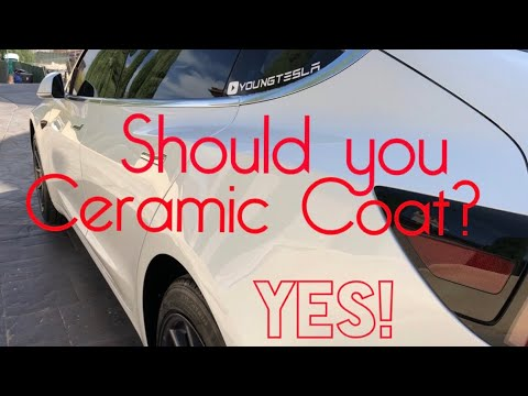 You HAVE to Ceramic Coat Your Car!!!