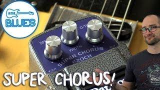 Daphon Super Chorus Pedal