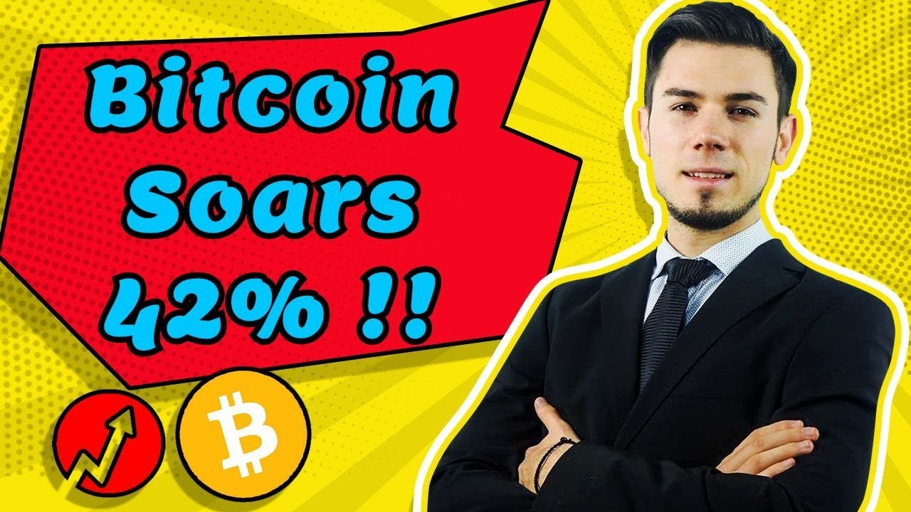 Bitcoin Soars 42% – What's Next