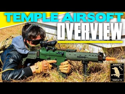 "Temple Airsoft Overview | ""Largest Field in Texas"""
