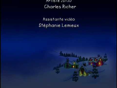 Vive les Fetes! Un Film Avec Caillou End Credits Sony Wonder Version