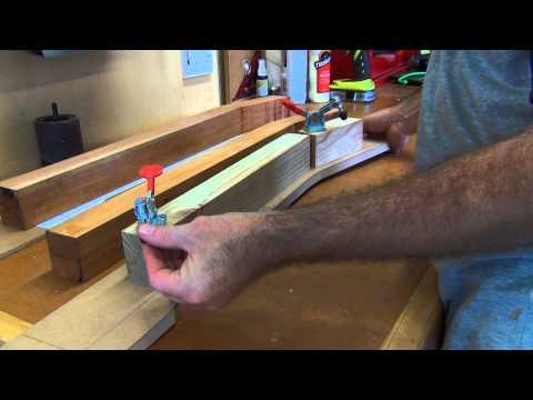 Building A Gibson Les Paul Junior Style Guitar - Part One