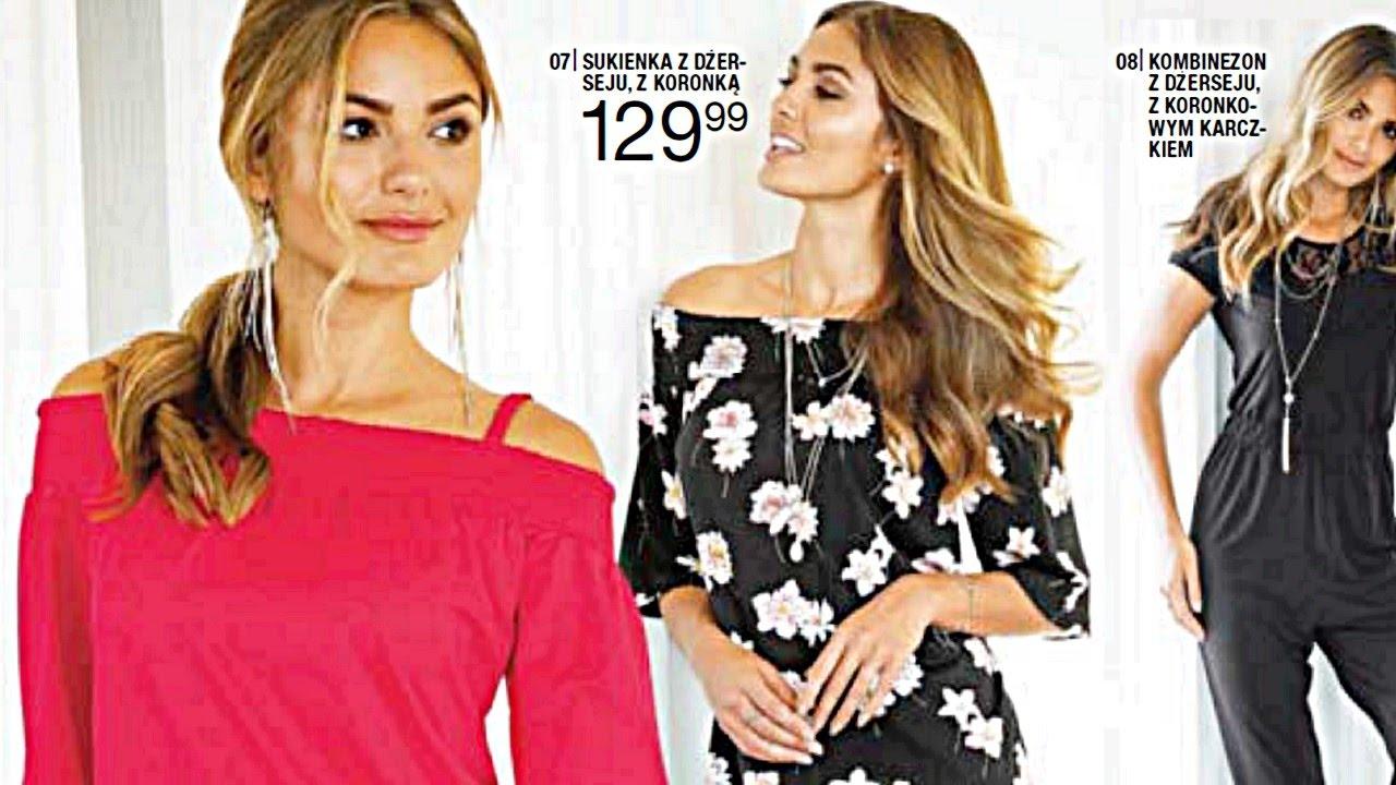 Katalog bonprix wiosna 2017 radosna moda youtube for Bonprix 2017