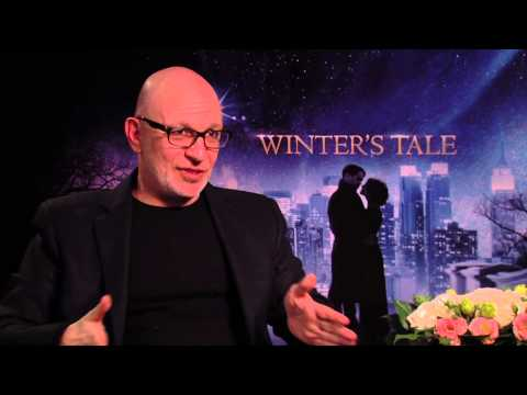 Winter's Tale: Director Akiva Goldsman Official Movie Interview