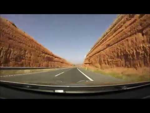 [Roadtrip 2 #7 - Spain] A-92: A-92M to A-92N Motorway, Granada